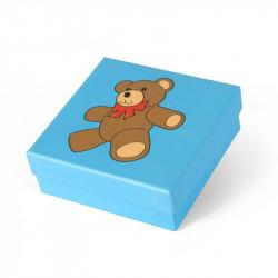 Caja Teddy 86x86x32 mm