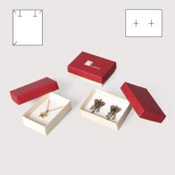 Caja Biko 80x55x25 mm
