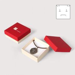 Caja Biko 85x85x30 mm