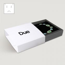 Caja Due 125x125x30 mm