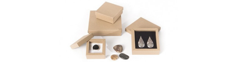 Caja de carton serie Bisel