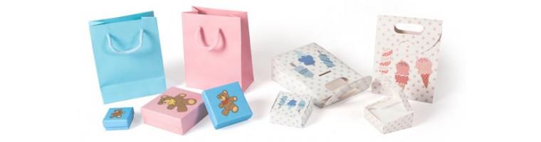 Packaging infantil